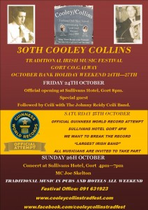 Cooley Collins Festival